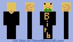 we all know who this is Minecraft Skin