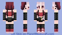 | Candy Cigarettes | ~* Marma *~ Oc Minecraft Skin