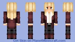 Nad Sylan - Singer, Musician / Request Minecraft Skin