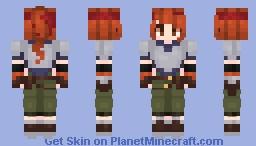 | The Worlds Request | ~* Marma *~ Minecraft Skin