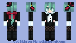 | Rawk Klark's Request | ~* Marma *~ Minecraft Skin