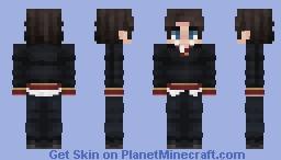 Gryffindor Boy Minecraft Skin