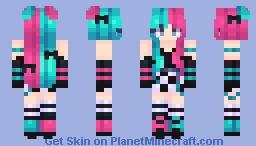 | High on Monster Energy | ~* Marma *~ Skintrade w/ Kappuccino Minecraft Skin