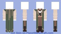 #173 | 𝔻𝕃 Minecraft Skin