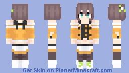 Hololive / Natsuiro Matsuri Minecraft Skin