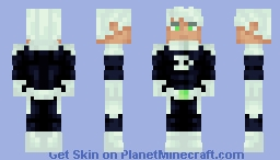 Danny Phantom | 5 Years Later | Danny Fenton Minecraft Skin