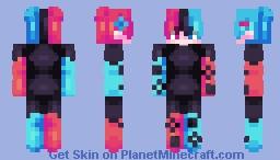 Flip The Switch - Male Version - (Gaming Series) Minecraft Skin