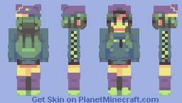 cHeck🌄 | ce Minecraft Skin