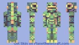 Fishy Minecraft Skin