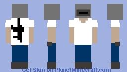 pubg customskn simpleversion Minecraft Skin