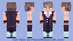 An Important Question Minecraft Skin