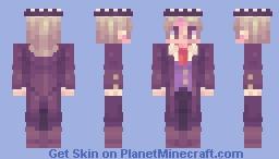 sped wa GONE Minecraft Skin