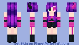| Cry For Help | ~* Marma *~ Minecraft Skin