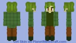 guac your socks off - ce Minecraft Skin