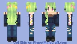 Greenhouse~ [FS] Minecraft Skin