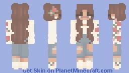 i can be a pretty girl Minecraft Skin