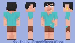 Stevelin - Nether Escapist Minecraft Skin