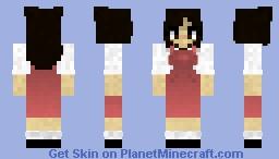 Self Portrait Minecraft Skin