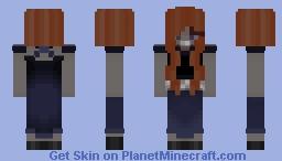Commission for SouthDakotagirl Minecraft Skin