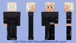 Darth Toc (Collab) Minecraft Skin