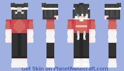 Generic Eboy Minecraft Skin