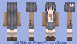Mai Sakurajima 🐰 Minecraft Skin