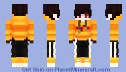 ℤ𝕠𝕝 [ 𝕆ℂ ] Minecraft Skin