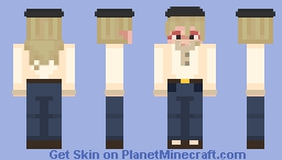 George (of mice and men) Minecraft Skin