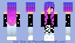 Party outfit Minecraft Skin