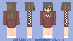 (≧∇≦)/ meee Minecraft Skin