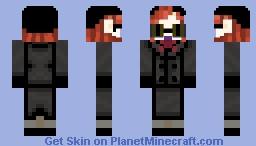 Nanny Ashtoreth (with accessories ) Minecraft Skin
