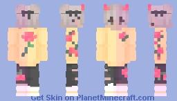 * + obey + * Minecraft Skin