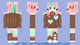 Good Times Are Sweet Memories Minecraft Skin