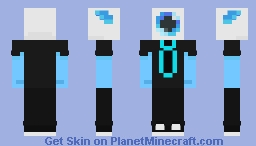 Remix_FTW Minecraft Skin