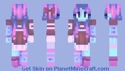 Extraterrestrial~ [CE] Minecraft Skin
