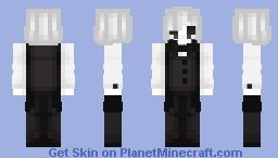 The Distortionist ~ LocalNightmare Minecraft Skin