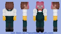 Professor Pyg - Gotham Rogues    Justice Craft Skin Minecraft Skin