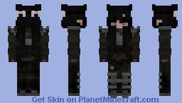 eli's skin Minecraft Skin