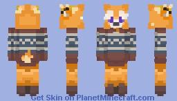 {~+~}Beau{~+~} [-ACNH-] Minecraft Skin