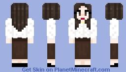 Davina Minecraft Skin