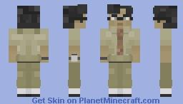 Moss - I.T. Crowd Minecraft Skin