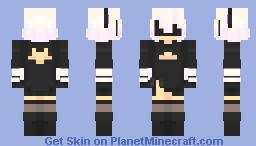 2B Minecraft Skin