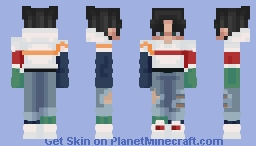 Sports Jacket 🙃 Minecraft Skin