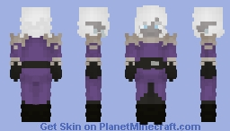 [Lost Fables] Dot the Winter Elf Minecraft Skin