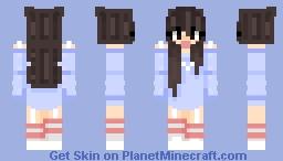 +~+ me... again +~+ Minecraft Skin