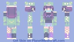 sinus gorl ; ce Minecraft Skin
