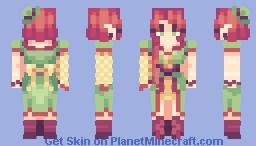 Willow Tree Minecraft Skin
