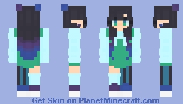 ^^ mwemories of dwust ^^ rce ^^ Minecraft Skin