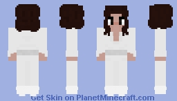 Freddie Mercury (1975 A Night At The Opera) Minecraft Skin