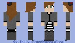 The Fool Minecraft Skin